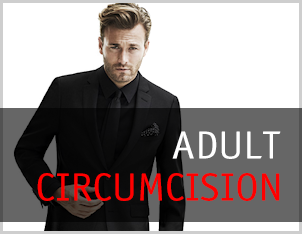 button adult circumcision